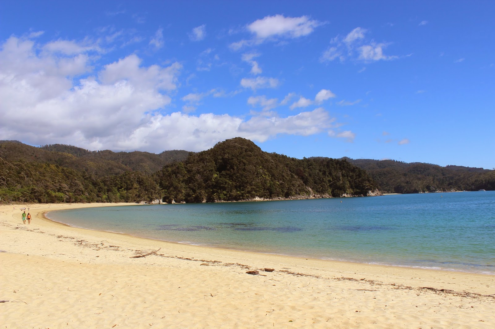 Caroline au pair i Australien: New Zealand