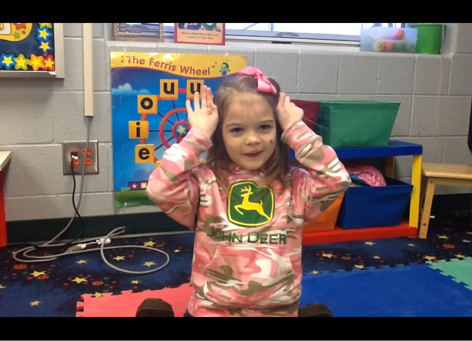 Guest blog post from Faith at Kindergarten Faith today shows us some cool Animated Story Gestures!
