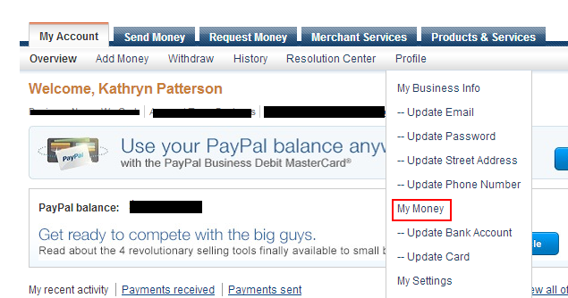 Welcome to Katfrog's Corner: Paypal Subscriptions - Do you