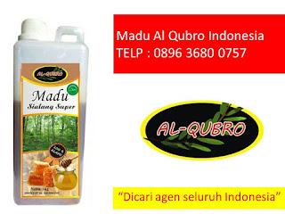 Jual Madu Al Qubro Sialang Super  1KG, 0896 3680 0757, Grosir Madu Al Qubro Sialang Super 1KG