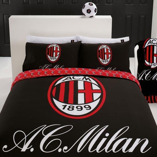 AC Milan Duvet Cover
