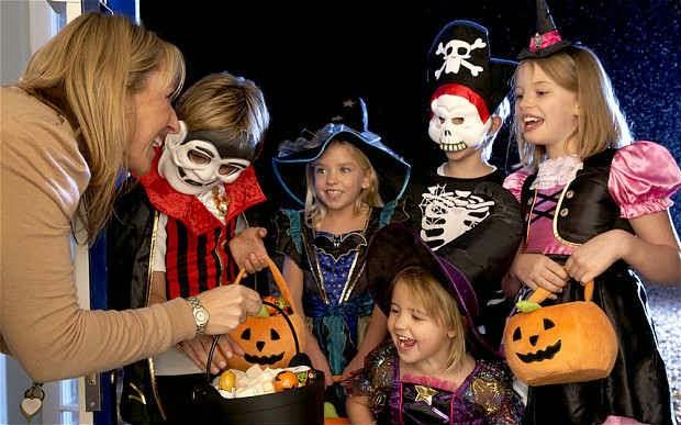 Asal Mula Perayaan Halloween dengan Kostum yang Menyeramkan