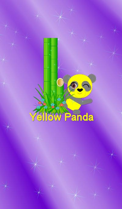 Yellow Panda-001