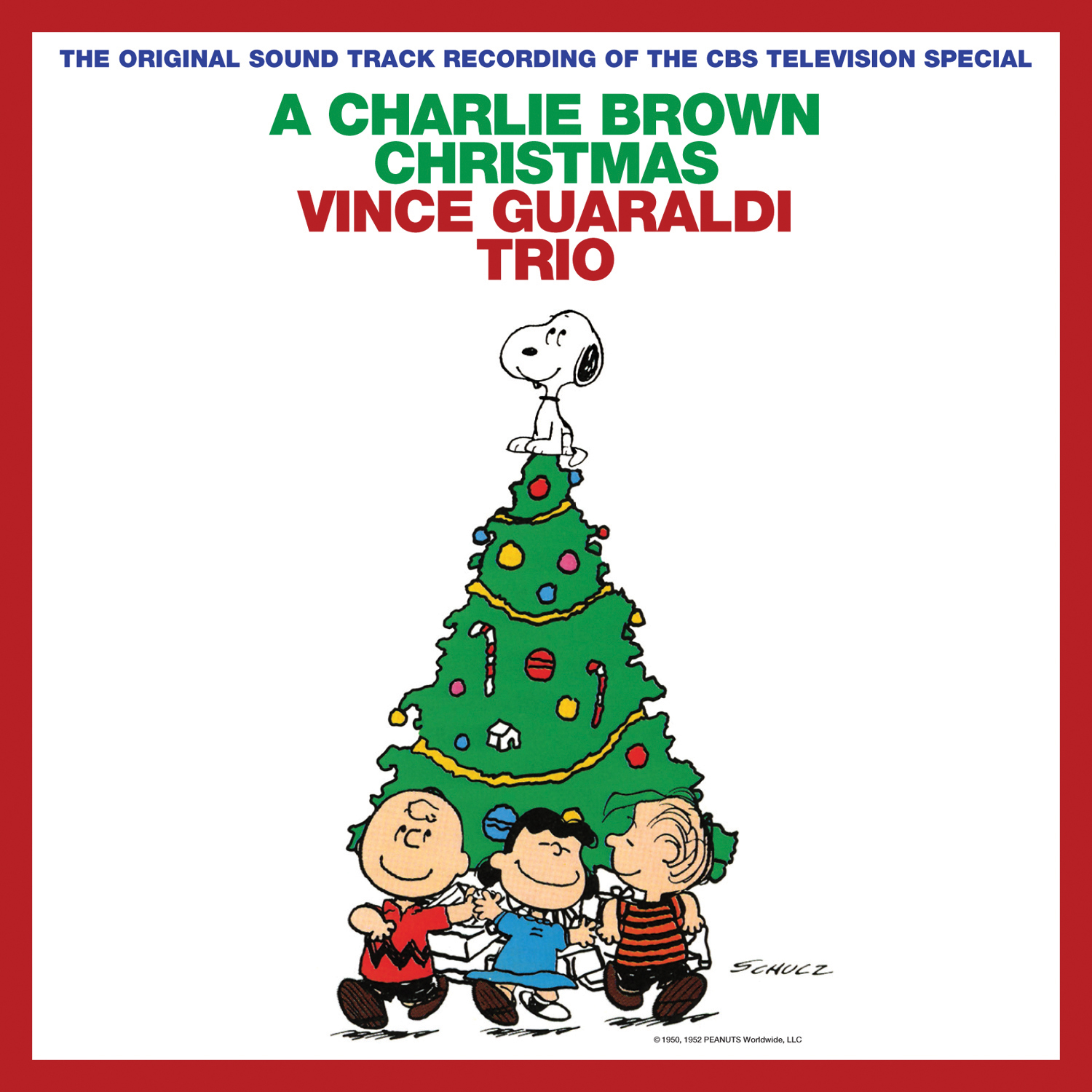 V. GURALDI: A CHARLIE BROWN CHRISTMAS