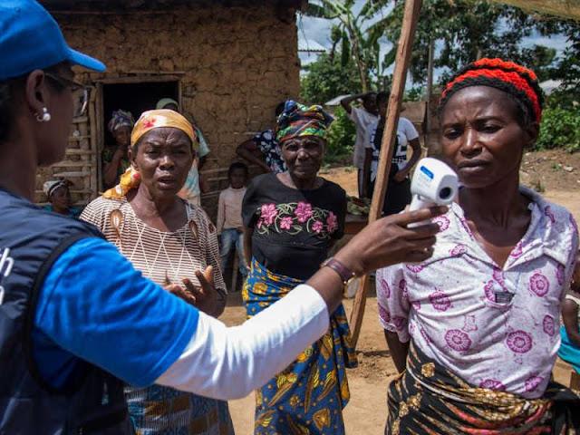 Congo's Worst Ebola Outbreak Hits Women Especially Hard