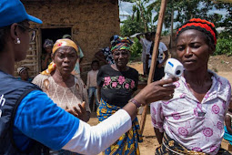 Congo's Worst Ebola Outbreak Hits Women Especially Hard