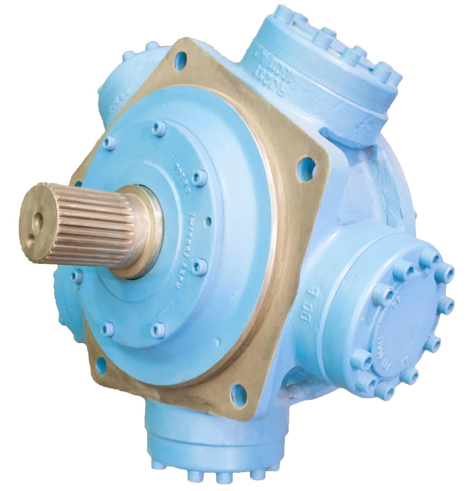 Flint hydraulics inc radial piston motor clearance sale Radial piston hydraulic motor