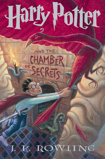 Harry Potter and the Chamber of Secrets - J. K. Rowling [kindle] [mobi]