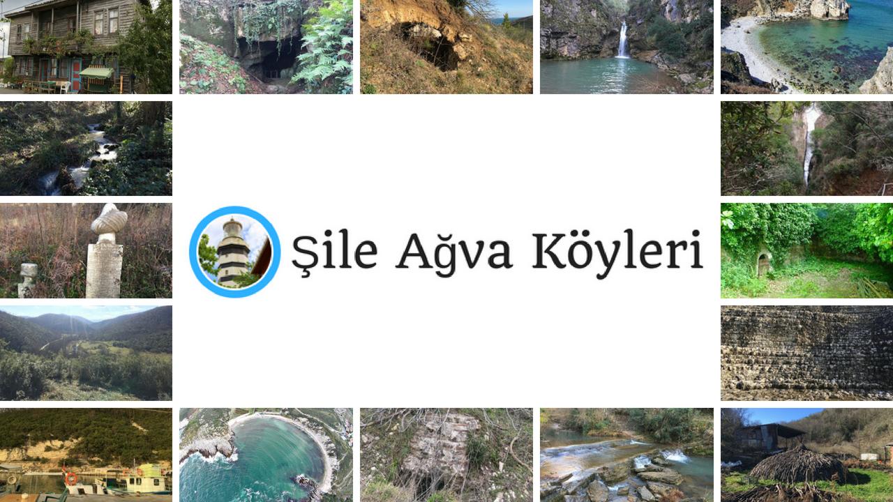 Şile ve Ağva'nın Turistlik, Tarihi Yerleri