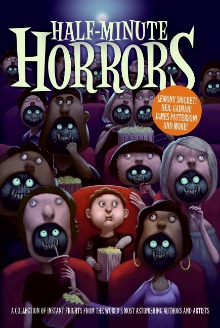 Cover of Half-Minute Horrors