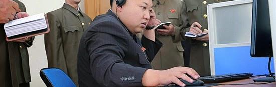 Coréia do Norte - Acesso Internet