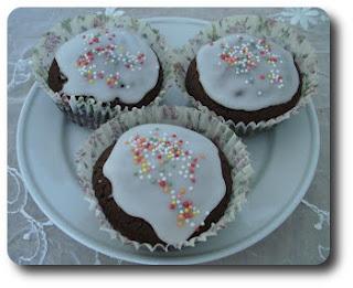 Kakao  Muffins
