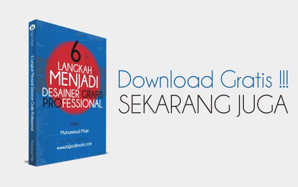 Download Ebook 6 Langkah Menjadi Desainer Grafis Professional Gratis