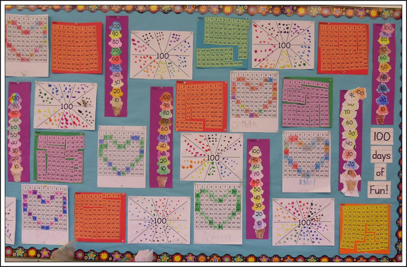 Mrs Byrd S Learning Tree 100 Days Of School