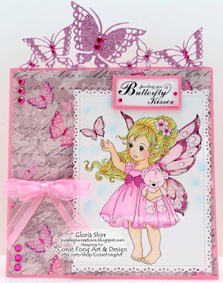 Featured Card at Artistic Inspirations Challenge