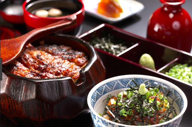 Hitsumabushi Nagoya Eel Rice