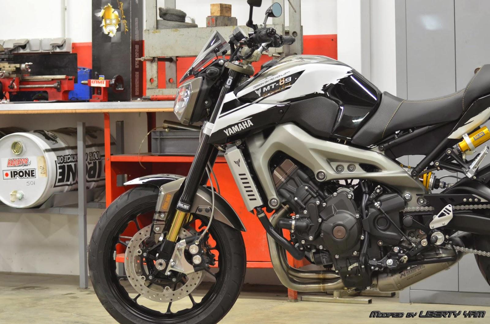 Yamaha Fz Ohlins