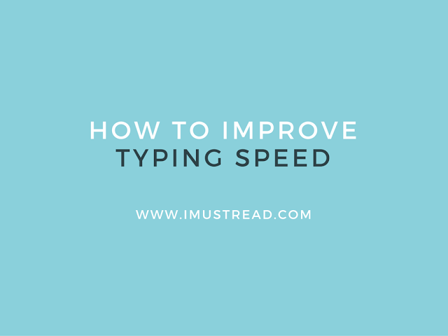 Tips on How to Improve Your Typing Speed