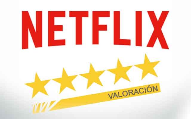 Netflix valoración y reseñas