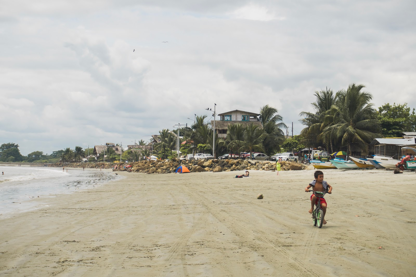 Mompiche - Ecuador's Hidden Beach Paradise | All Of The Gear
