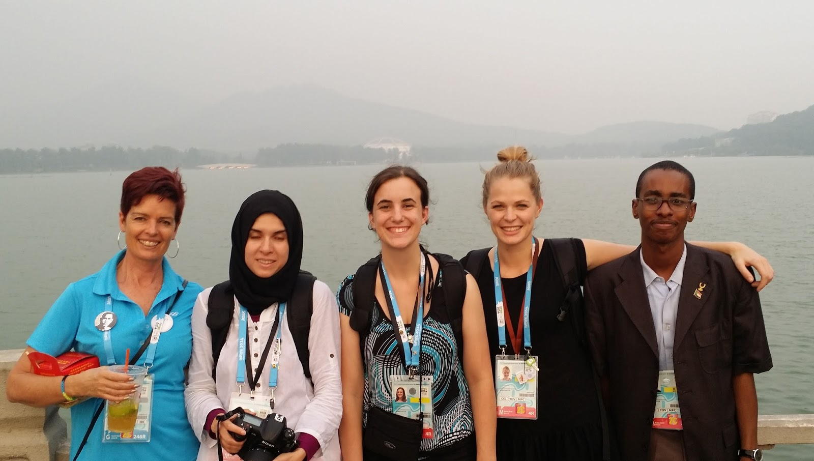 IOC Young Reporters