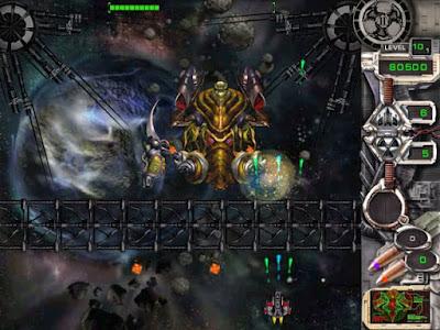 game Star Defender 2