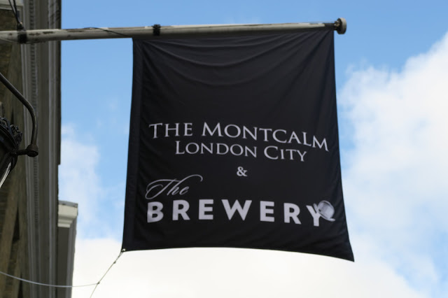 The Montcalm London City and Brewery hotel flag