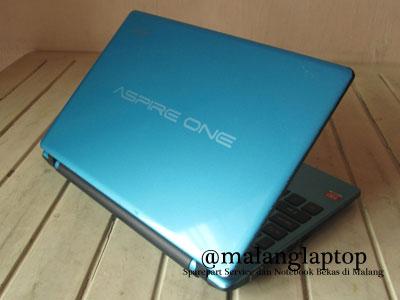 Netbook Bekas Acer Aspireone 725