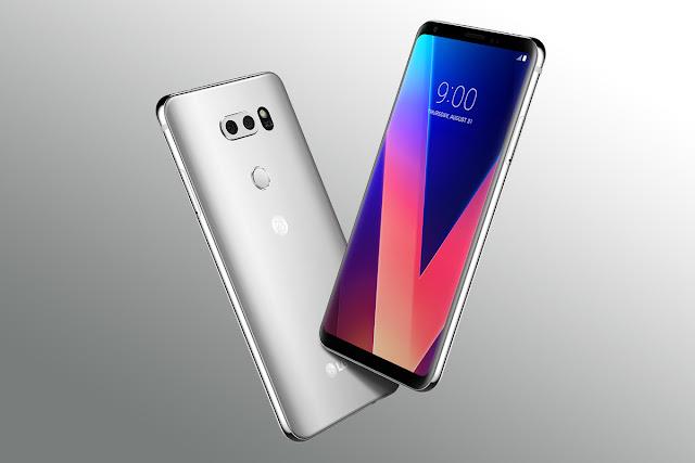 Novedades del LG V30
