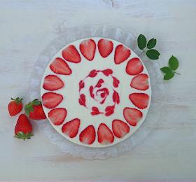 tarta-de-queso-y-fresas