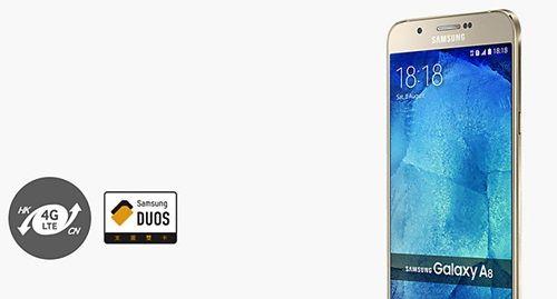 Cara Mengaktifkan Jaringan 4G Samsung A8
