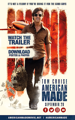 American Made 2017 Eng WEB-DL 480p 300Mb ESub x264