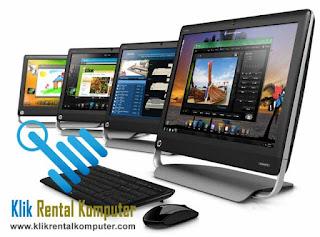 pusat sewa rental PC All in One di Indonesia, sewa rental PC All in One di Indonesia, klik rental PC All in One