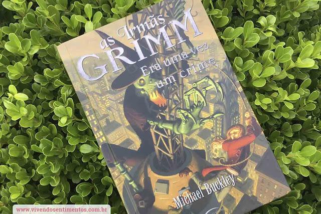 As Irmãs Grimm: Era uma vez um crime