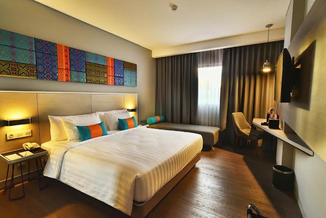 7 Hotel Strategis di Palembang, Tarif di Bawah Rp 600 Ribu