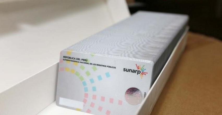 SUNARP: Sepa cómo tramitar el duplicado de tu Tarjeta de Identificación Vehicular (TIV) en cinco sencillos pasos - www.sunarp.gob.pe