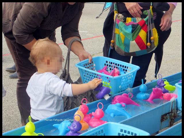 festival de l'air fréjus 2013 peche canards
