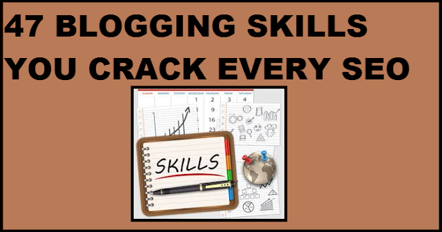 Blog Skills You Need To Know