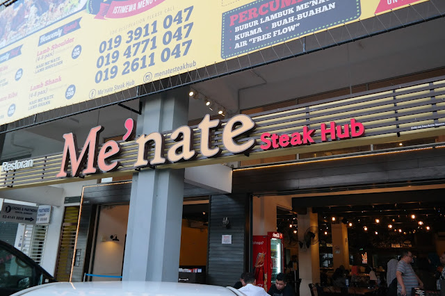 Ramadhan Special at Menate Steak Hub!, menate steak hub, best steak in KL, wagyu beef halal in malaysia, wagyu beef murah, cheap wagyu beef, restoran menate, menate mahal,