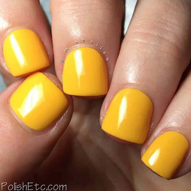 Whimsical Ideas by Pam - Spring 2018 - McPolish - Mac 'n Cheese
