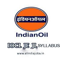 IOCL Syllabus 2017