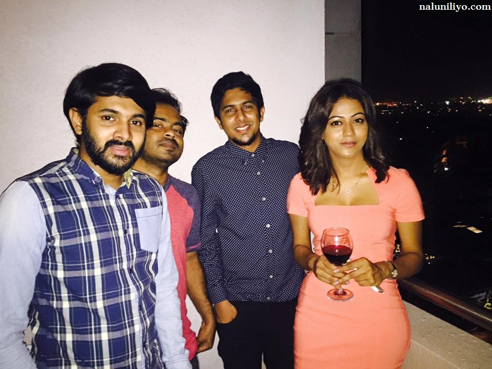 iraj surprise birthday party