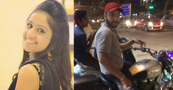 """Jo Kar Sakti Hai Kar Le"" Biker Threatens Delhi Girl & She Gave Him Counterblast By Doing This"