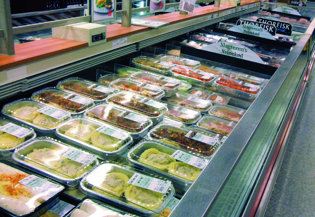 fef78dbe6 Si en España tenemos 10 referencias de platos precocinados, allí tienen 20.  También tienen más hábito de termosellar en bandeja los alimentos, ...