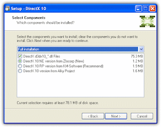 Direct X 11 free download
