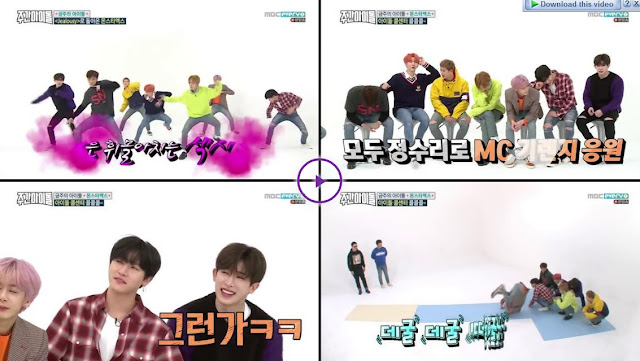 Weekly Idol Episode 348 Subtitle Indonesia