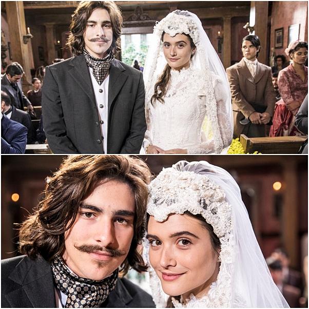 Casamento Marocas e Bento o tempo não para