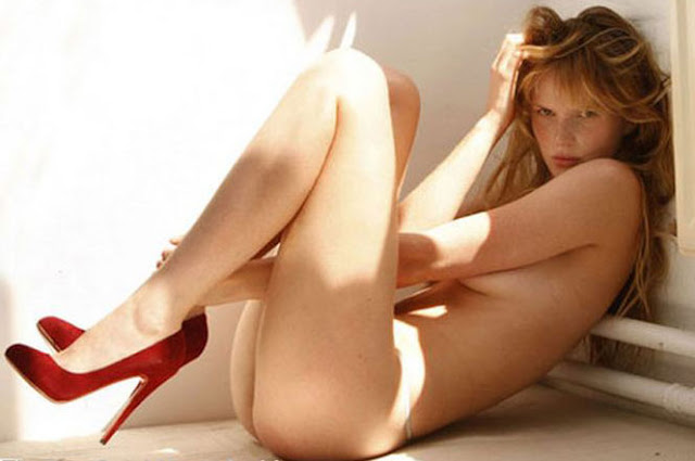 Hot girls Anne V russian model like nude