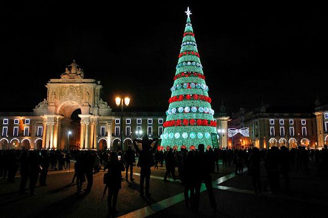 Lisboa: uma das melhores cidades para fazer compras de Natal