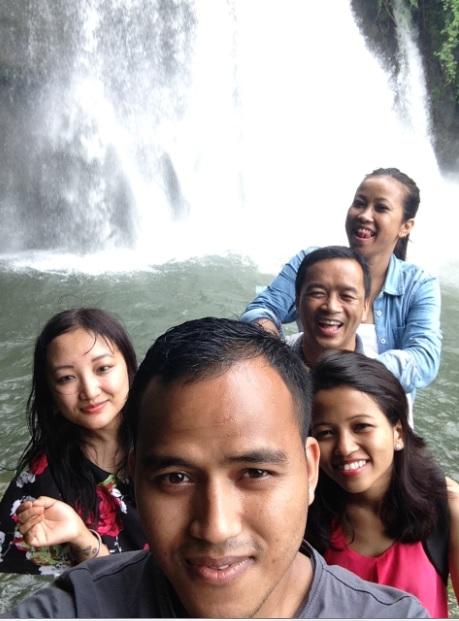 Waterfall Shillong